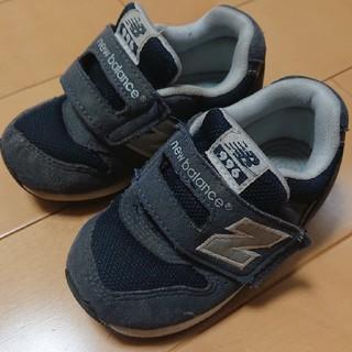 New Balance - 子供靴15センチ  ニューバランス