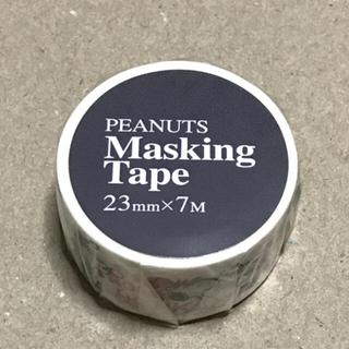 PEANUTS - スヌーピー マスキングテープ
