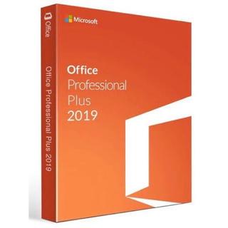 マイクロソフト(Microsoft)のMicrosoft Office Professional Plus 2019(PC周辺機器)