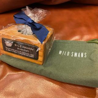 ガンゾ(GANZO)の【専用】ワイルドスワンズ COU2周年記念 スリッカー台 新品 希少 (折り財布)