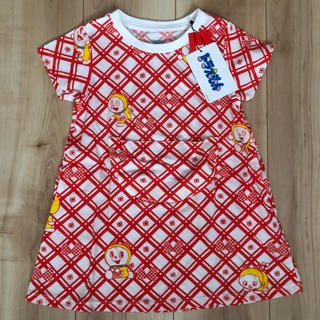 Design Tshirts Store graniph - 新品☆90センチ グラニフ ドラミちゃんワンピース