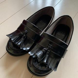 オリエンタルトラフィック(ORiental TRaffic)のオリエンタルトラフィック☆ローファー 靴 黒(ローファー)