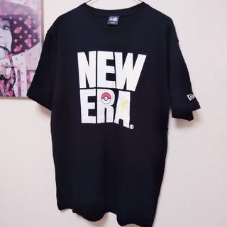 NEW ERA - 美品*NEW ERA×ポケモン*Tシャツ*『L』*ポケットモンスター