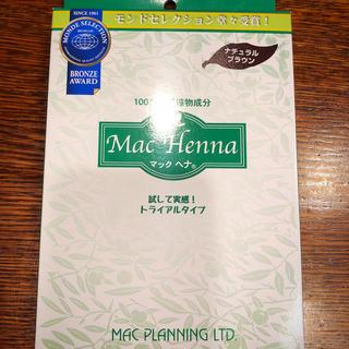マックヘナ 60g(白髪染め)