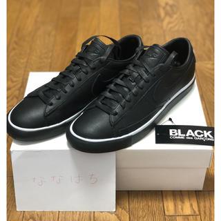 ブラックコムデギャルソン(BLACK COMME des GARCONS)のBLACK Comme des Garçons x Nike Blazer(スニーカー)