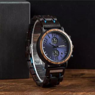 【即購入OK】BOBO BIRD メンズ 腕時計(腕時計(アナログ))