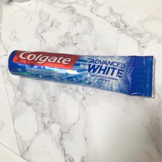 クレスト(Crest)のコルゲイト 歯磨き粉 美品 180ml colgate crest(歯磨き粉)