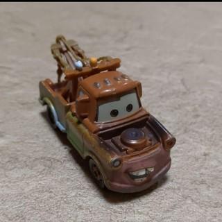ディズニー(Disney)のカーズトミカ 廃盤  メーター(ミニカー)