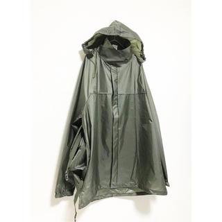 エンジニアードガーメンツ(Engineered Garments)のdead stock フランス軍 パッカブル レイン 防水 ナイロンジャケット(ミリタリージャケット)