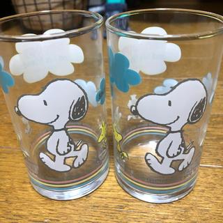 スヌーピー(SNOOPY)のスヌーピードリンクグラス(グラス/カップ)