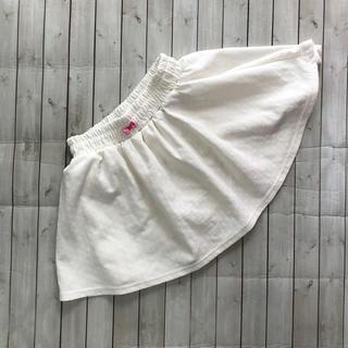 ディズニー(Disney)のディズニープリンセス インパン付きスカート   130センチ(スカート)