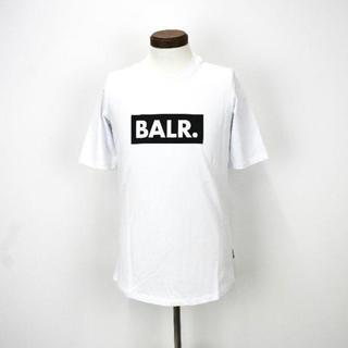 シュプリーム(Supreme)のBALR box ロゴ Tシャツ Lサイズ (Tシャツ(半袖/袖なし))