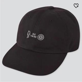 UNIQLO - ユニクロ ビリーアイリッシュ キャップ 黒