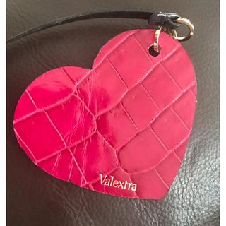 ヴァレクストラ(Valextra)のヴァレクストラ限定バッグチャームイジィデ財布(財布)