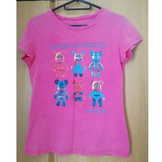 ユニバーサルエンターテインメント(UNIVERSAL ENTERTAINMENT)のキャラクター勢揃い Tシャツ(Tシャツ(半袖/袖なし))
