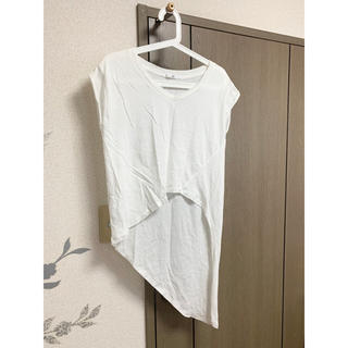 SLY - SLY ホワイト Tシャツ ノースリーブ