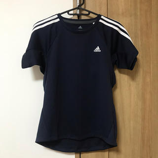 アディダス(adidas)の【adidas】UVカットTシャツ(ウェア)