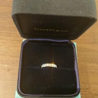 ティファニー(Tiffany & Co.)のエタニティリング (リング(指輪))