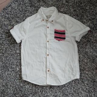 ザラ(ZARA)の半袖シャツ(Tシャツ/カットソー)