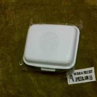 スターバックスコーヒー(Starbucks Coffee)のStarbucks サンドイッチケース(日用品/生活雑貨)