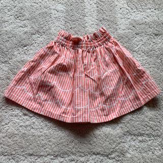 ストライプ スカート 110(スカート)