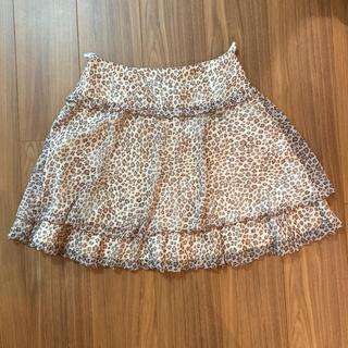 アールユー(RU)のスカート【美品】(ミニスカート)