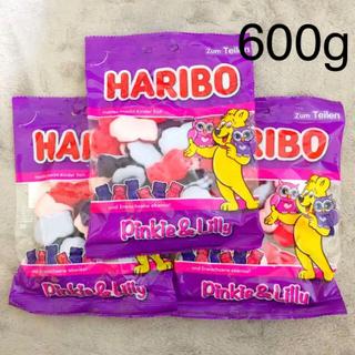 ハリボー ピンキー&リリー 200g  × 3個(菓子/デザート)