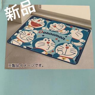 新品☆ドラえもん バスマット お風呂マット インテリアマット 玄関マット(バスマット)