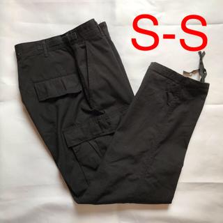 エンジニアードガーメンツ(Engineered Garments)のSMALL SHORT 米軍実物 BLACK BDU PANT(ワークパンツ/カーゴパンツ)