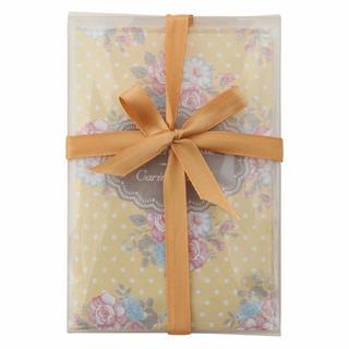 《美品》カリーノ 芳香剤 ギフトサシェ3枚セット ホワイトローズの香り(アロマグッズ)