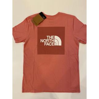 ザノースフェイス(THE NORTH FACE)の【Mサイズ】新品未使用タグ付き ノースフェイス レッドボックス Tシャツ(Tシャツ(半袖/袖なし))
