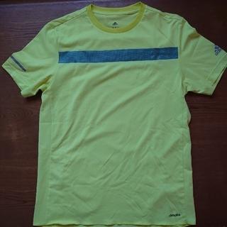 アディダス(adidas)のランニング用Tシャツ(ウェア)