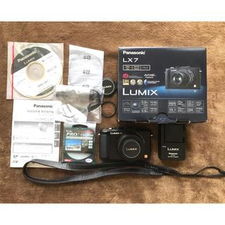 パナソニック(Panasonic)のデジカメ Panasonic LX7(コンパクトデジタルカメラ)