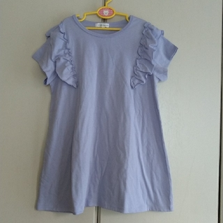 3can4on - 新品!3can4on長め丈Tシャツ150