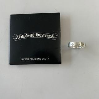 クロムハーツ(Chrome Hearts)のCHROME HEARTSクロムハーツ スペーサーリング 6mm(リング(指輪))