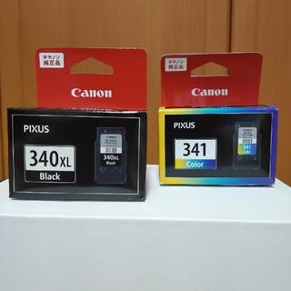 キヤノン(Canon)のキャノン 純正品 インクカートリッジ BC-340XL   (PC周辺機器)