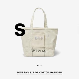 W)taps - 20SS WTAPS TOTE BAG S / BAG. COTTON