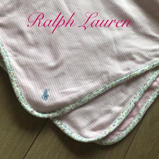 ポロラルフローレン(POLO RALPH LAUREN)のRalph  Lauren  マルチケット おくるみ(おくるみ/ブランケット)