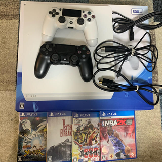 PlayStation4 - PS4 500GB CUH-2000A 本体
