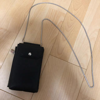ジーユー(GU)の新品 GU ネックポシェット(ショルダーバッグ)