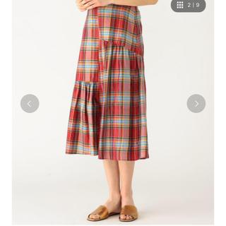 マカフィー(MACPHEE)のMACAPHEE スカート(ロングスカート)