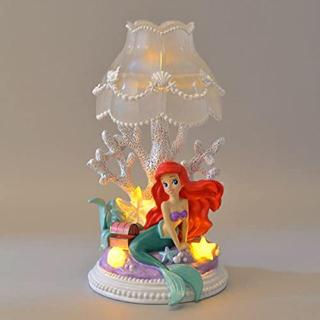 ディズニー(Disney)の【専用〜6/11迄】ディズニー アリエル リトルマーメイド LEDライト(テーブルスタンド)