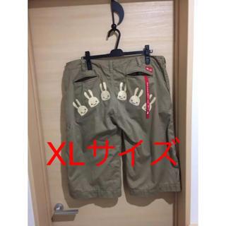 キューン(CUNE)のCUNE うさぎ ハーフパンツ XL(ショートパンツ)