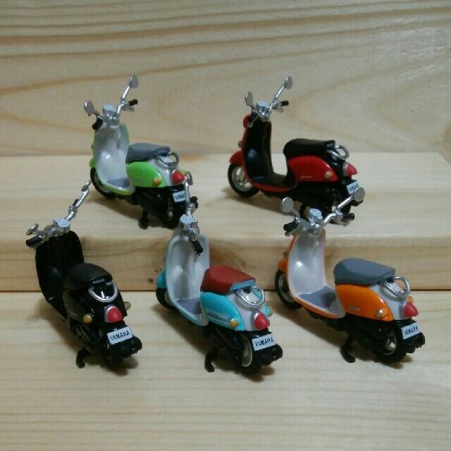 AOSHIMA(アオシマ)の1/32 YAMAHA ビーノ コレクション エンタメ/ホビーのおもちゃ/ぬいぐるみ(ミニカー)の商品写真