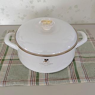 クレージュ(Courreges)の未使用クレージュ♡courreges paris 両手鍋(鍋/フライパン)