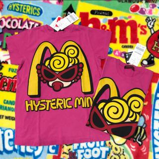 HYSTERIC MINI - ヒスミニ★ビッグTシャツ