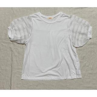 フェリシモ(FELISSIMO)のNUSY カットソー(カットソー(半袖/袖なし))