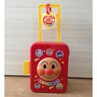 アンパンマン(アンパンマン)のアンパンマン プラスチックスーツケース(キャラクターグッズ)