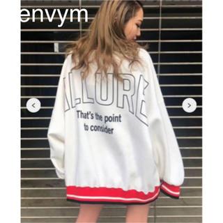 アンビー(ENVYM)のenvym(トレーナー/スウェット)