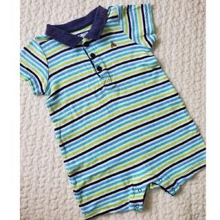 ベビーギャップ(babyGAP)のGAP 半袖カバーオールセット(カバーオール)